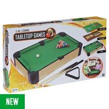 5 in 1 Table Top Game