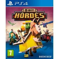 8-Bit Hordes PS4 Game Best Price, Cheapest Prices