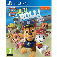 Paw Patrol: On A Roll PS4 Game Best Price, Cheapest Prices