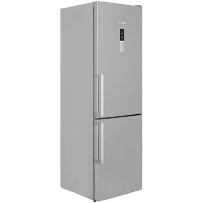 Bosch Serie 6 KGN36HI32 Wifi Connected 60/40 Frost Free Fridge Freezer - Stainless Steel Effect - A++ Rated Best Price, Cheapest Prices