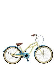 Elswick Jumerirah Beach cruiser - Womens American Beach Cruiser With Basket