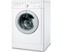 INDESIT IDVL 86 SD 8 kg Vented Tumble Dryer - White Best Price, Cheapest Prices