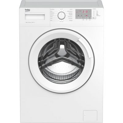 Beko WTG941B4W 9Kg Washing Machine with 1400 rpm - White - A+++ Rated Best Price, Cheapest Prices