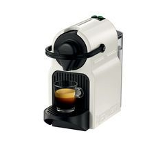 NESPRESSO by Krups Inissia XN100140 Coffee Machine - White Best Price, Cheapest Prices