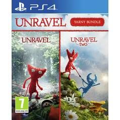 Unravel: Yarny Bundle PS4 Game Best Price, Cheapest Prices