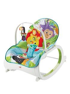 Fisher-Price Rainforest Infant To Toddler Rocker Best Price, Cheapest Prices