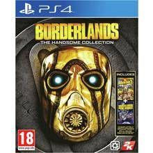 Borderlands: The Handsome Collection PS4 Game Best Price, Cheapest Prices