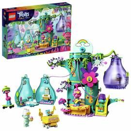LEGO Trolls World Tour Pop Village Celebration Playset-41255 Best Price, Cheapest Prices