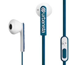 URBANISTA San Francisco Headphones - Blue & White Best Price, Cheapest Prices
