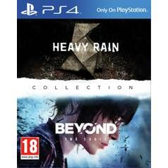 Heavy Rain & Beyond: Two Souls Collection PS4 Game Best Price, Cheapest Prices