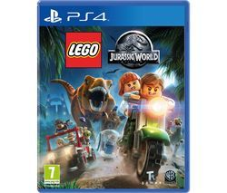 PS4 LEGO Jurassic World Best Price, Cheapest Prices