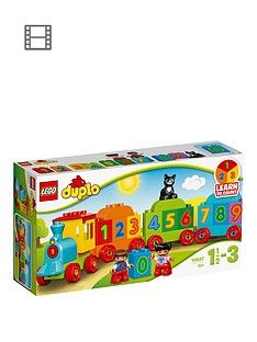 LEGO Duplo 10847 My First Number Train Best Price, Cheapest Prices