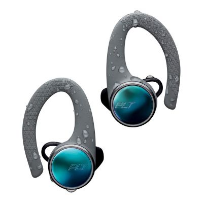 BackBeat FIT 3100 True-Wireless Headphones - Grey Best Price, Cheapest Prices