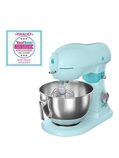 Swan SP32010PKN Fearne By Swan Stand Mixer - Peacock Best Price, Cheapest Prices