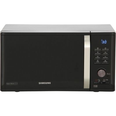 Samsung MG23K3575AK 23 Litre Microwave With Grill - Black Best Price, Cheapest Prices