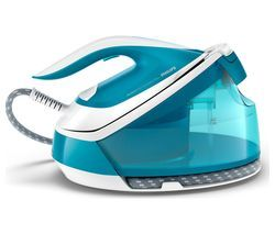 PHILIPS PerfectCare Compact Plus GC7920/26 Steam Generator Iron - Blue Best Price, Cheapest Prices