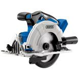 Draper D20CS165 D20 20V Brushless Circular Saw (Bare Unit) Best Price, Cheapest Prices