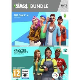 The Sims 4: Discover University Expansion Pack PC Game Best Price, Cheapest Prices