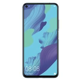 SIM Free Huawei Nova 5T 128GB Mobile Phone - Blue Best Price, Cheapest Prices