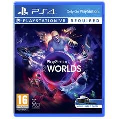 PlayStation VR Worlds PS4 Game Best Price, Cheapest Prices