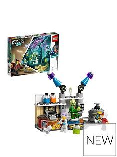 LEGO Hidden Side 70418 J.B.'s Ghost Lab AR Games App Best Price, Cheapest Prices