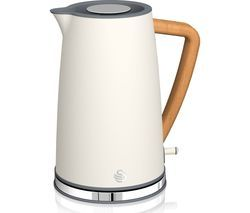 SWAN Nordic Cordless SK14610WHTN Jug Kettle - White Best Price, Cheapest Prices