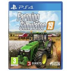 Farming Simulator 19 PS4 Game Best Price, Cheapest Prices
