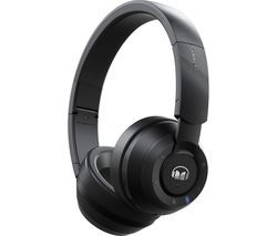 MONSTER Clarity 200 Wireless Bluetooth Headphones - Black Best Price, Cheapest Prices