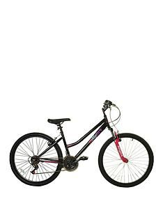 Muddyfox Life Hardtail Ladies Mountain Bike 15 Inch Frame Best Price, Cheapest Prices