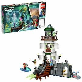 LEGO Hidden Side The Lighthouse of Darkness AR App Set-70431 Best Price, Cheapest Prices