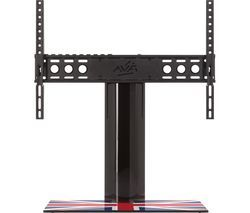 AVF B600UK 550 mm TV Stand with Bracket - Union Jack Best Price, Cheapest Prices