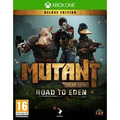 Mutant Year Zero: Road to Eden Xbox One Pre-Order Game Best Price, Cheapest Prices
