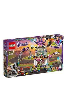 LEGO Friends 41352 The Big Race Day Best Price, Cheapest Prices