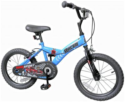 16 Inch Racing Cars Kid's Bike Best Price, Cheapest Prices