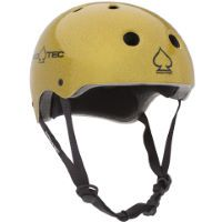 Pro-Tec Classic Metal Flake Certified Helmet Best Price, Cheapest Prices