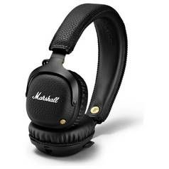 Marshall Mid On-Ear Wireless Headphones - Black Best Price, Cheapest Prices
