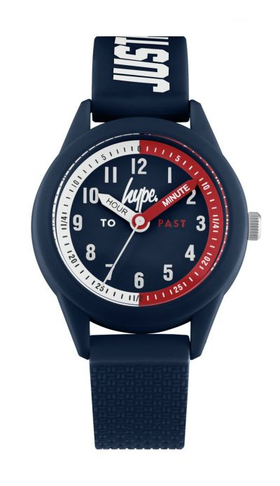 Hype Kids Blue Silicone Strap Watch Best Price, Cheapest Prices