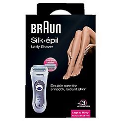 Braun Silk pil' lady shaver - LS5560 Best Price, Cheapest Prices