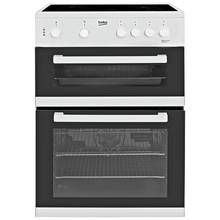 Beko KDC611W Electric Cooker - White Best Price, Cheapest Prices