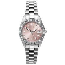 Sekonda Ladies' Pink Sunray Dial Stone Set Watch Best Price, Cheapest Prices