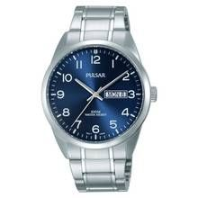 Pulsar Men's Silver Stainless Steel Bracelet Watch Best Price, Cheapest Prices