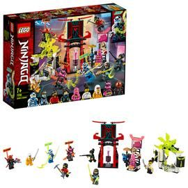 LEGO Ninjago Gamers Market Playset - 71708 Best Price, Cheapest Prices
