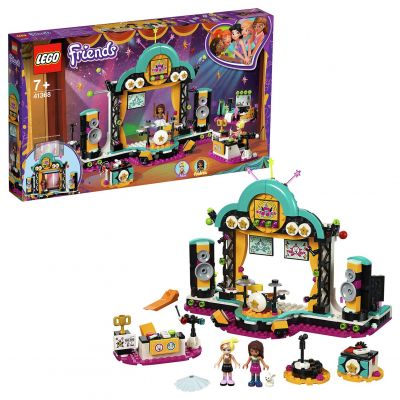 LEGO Friends Andrea's Talent Show Playset - 41368 Best Price, Cheapest Prices