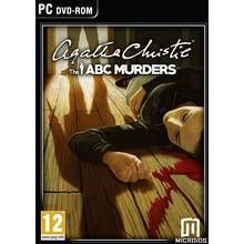 Agatha Christie The ABC Murders PC Game Best Price, Cheapest Prices