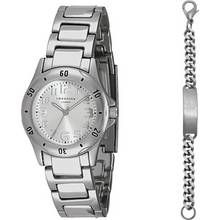 Identity London Silver Coloured Watch Gift Set Best Price, Cheapest Prices