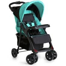 Hauck Shopper Neo II Pushchair - Caviar Aqua Best Price, Cheapest Prices