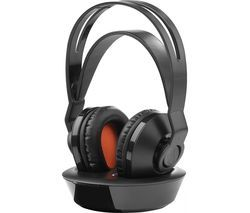 ONE FOR ALL HP1030 Wireless Headphones - Black Best Price, Cheapest Prices