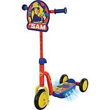 Fireman Sam Light & Sound Rescue Scooter Best Price, Cheapest Prices