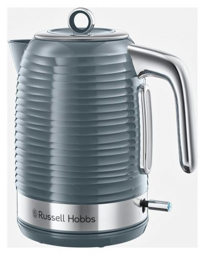 Russell Hobbs 24363 Inspire Kettle - Grey Best Price, Cheapest Prices