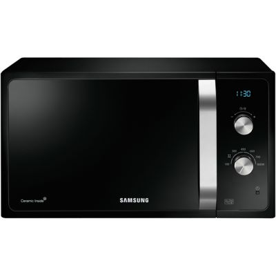 Samsung MS23F301EAK 23 Litre Microwave - Black Best Price, Cheapest Prices